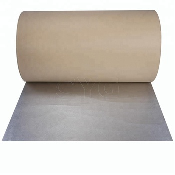 coated glue backed aluminium foil pe rubber foam insulation