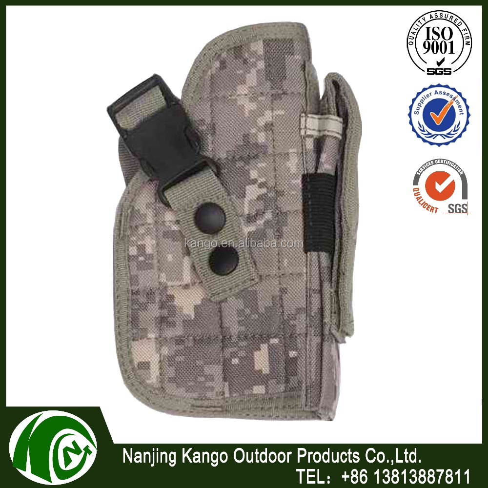 KANGO Tactical Drop Leg Pistol Holster,Thigh Gun Holster For Glock 19,Leg Holster