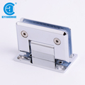 Professional design Square shower glass door fitting hinge