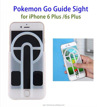 Silicon Pokemon Go Aimer for iPhone Case Phone Case Aimed for Pokeball for Iphone 6/6s plus