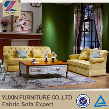 china popular living room furniture hotel funiture sofa design