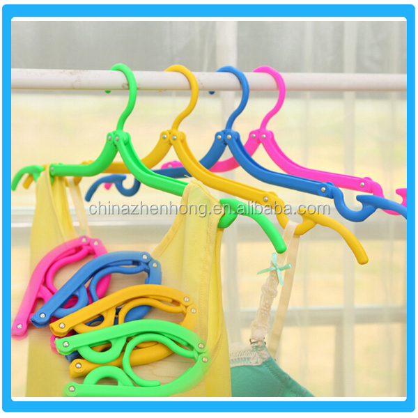 Fashion Hot Sales Folding Clothes Hanger
