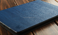 leather flip cover for ipad mini 2/3 smart case