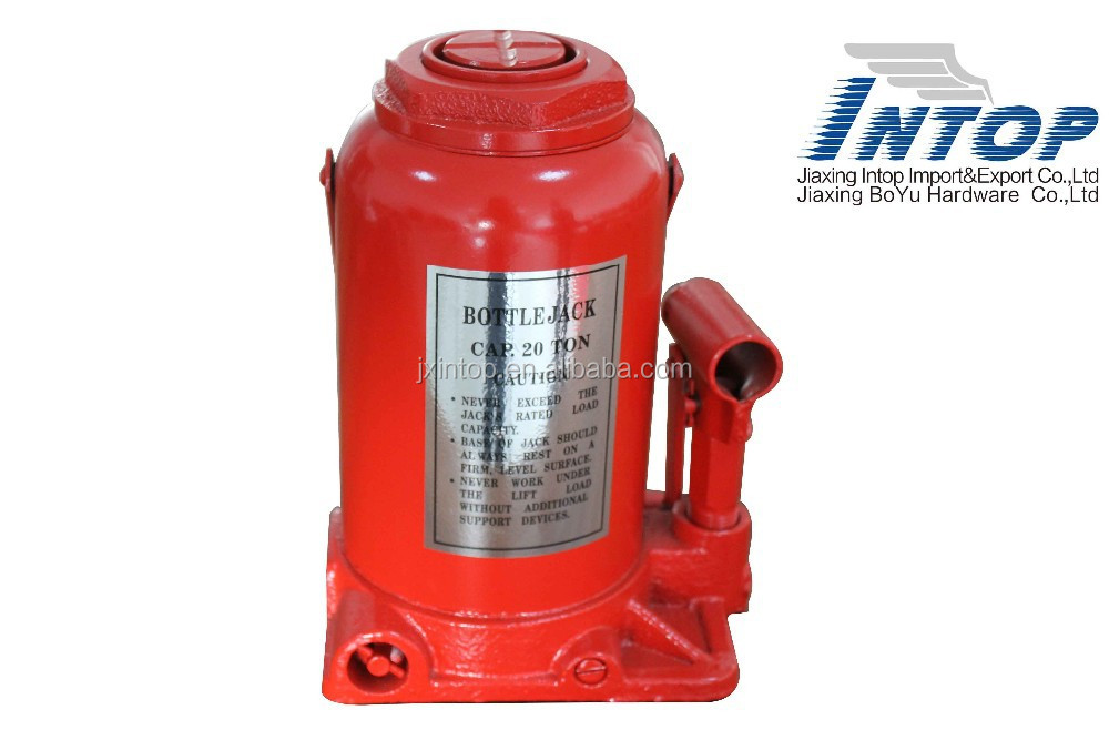 20ton two stage hydraulic bottle jack
