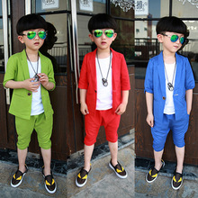 Fashion Baby Clothing Set Kids Clothes Boy Casual Suit