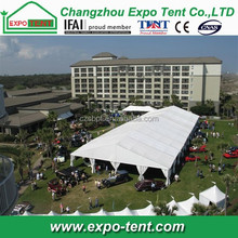 Changzhou outdoor winter party tent with aluminium frame