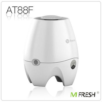 Mfresh AT88F Negative Ion and Ozone Air Purifier with Filter