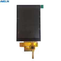 "3.5"" inch 320*480 resolution tft lcd touch screen with RGB Interface"