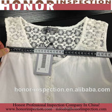 Knitted cotton Garment inspection, apparel inspection services, Clothing inspection services/cixi/suzhou