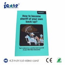 Cote Factory Custom Pop Up Sound Ic Chip For Electronic Recordable Greeting Video Cards