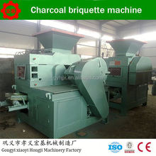SGS BV Certificated Sawdust Charcoal Briquette Making Machine