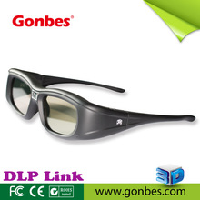 dlp link 3d glasses for Optoma/Acer/vewsonic/BenQ