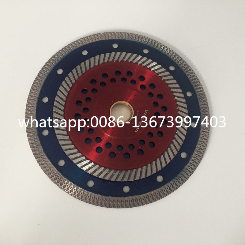 High Precision Cutting Disc Circular Saw Blade Type Granite and Stone Cutting Diamond Disc