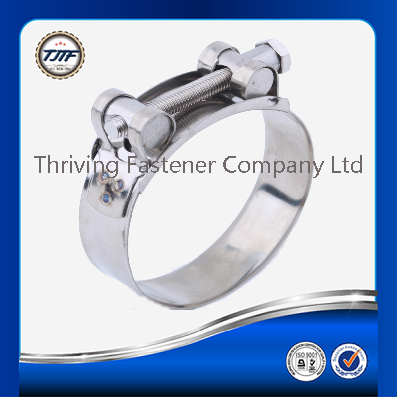 amercian type hydraulic heavy duty hose clamp
