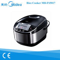 White rice/quick rice cooker by menu settings