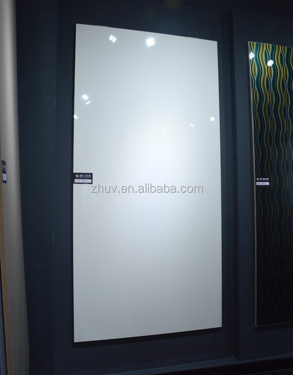 High Glossy Acrylic Sheet White Board From Foshan China ZH Factory