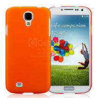 hot selling PC plastic hard cover case for Samsung Galaxy S4