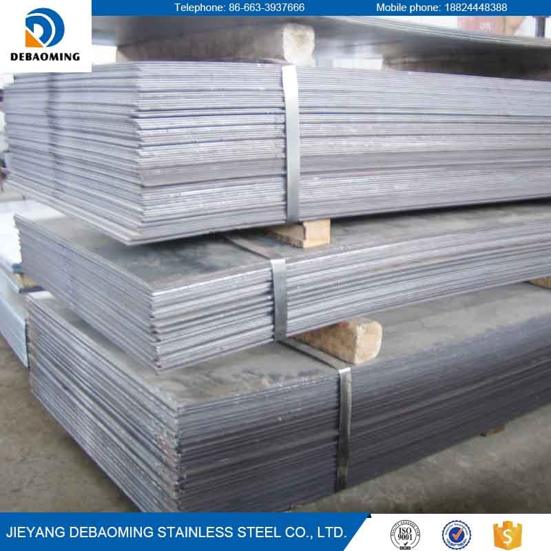 Cold rolled Promotional Stainless Steel 4x8 sheet metal prices