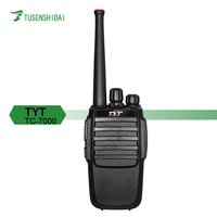 2016 Hot Sell long range Walkie Talkie For TYT TC-7000 Two Way Radio Single Band FM vhf uhf Transceiver
