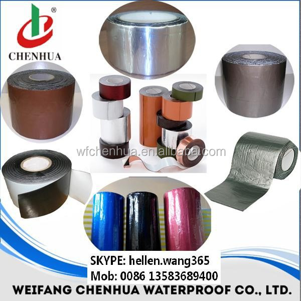 Super bitumen waterproof adhesive tape (supply OEM service)