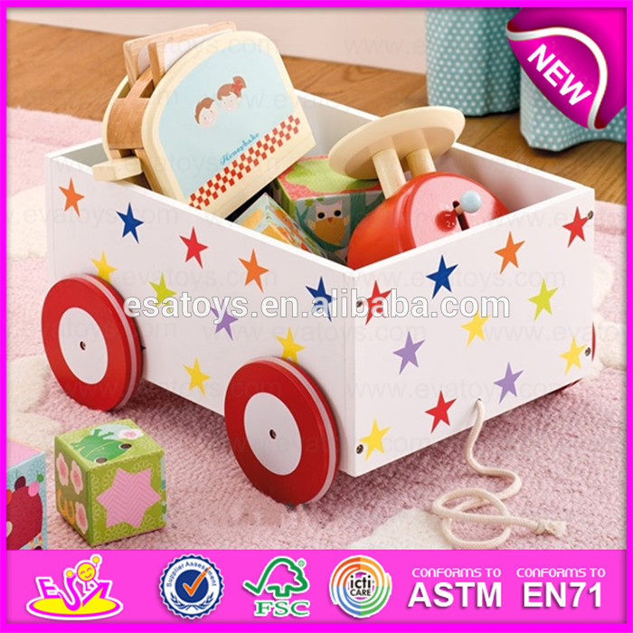... toy storage box with school bus printing. W08C128_.jpg  sc 1 st  Wenzhou Times Artsu0026crafts Co. Ltd. - Alibaba & Pull And Push Wooden Custom Children Room Toys Printing Storage Box ...
