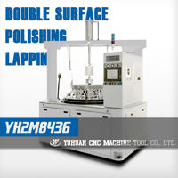 High precision standard automatic grinder, flat lapping machine