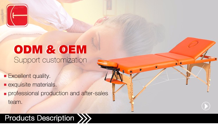 GA305-123 Table De Massage Portable massage table portable