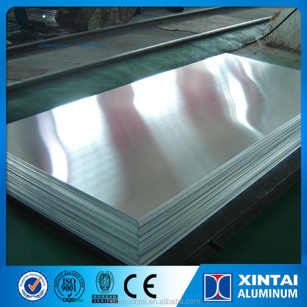 Aluminium Sheets Size 1220mm X 2440mm Middle East