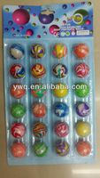 2013 new solid promotional bouncing ball wholesale