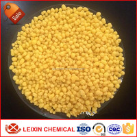 Agriculture fertilizer calcium ammonium nitrate with boron