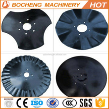 high quality plough blades disc spare parts for disc harrow blades parts on sale