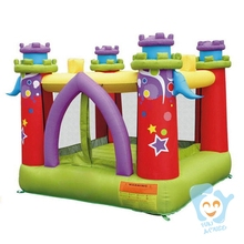 hot sale new giant 0.55mm pvc tarpaulin inflatable bouncer castle