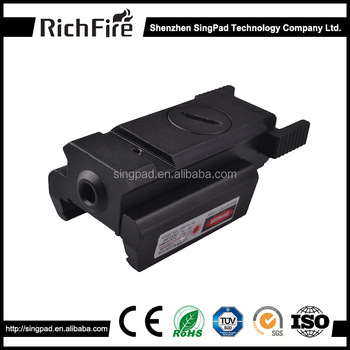 Gun mouted laser sight scope accessories tactical pistol red laser device