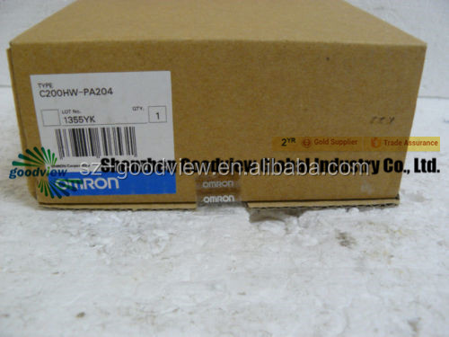 NEW OMRON C200HW-PA204 POWER SUPPLY MODULE