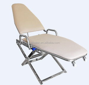 cheaper price Portable Dental Chair With Operation Lamp