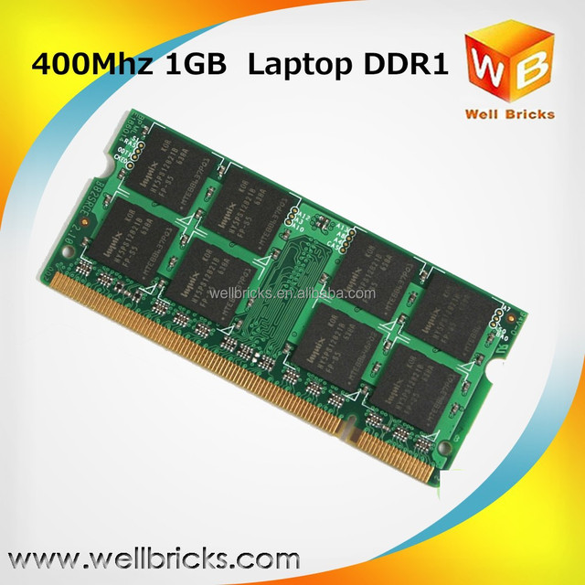 Good Price in Taiwan DDR1 1gb Laptop ram 400 intel Motherboard better than china