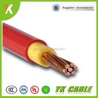 Copper wire BV BVR RV PVC Cable 4mm2 6 sq mm cable