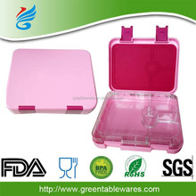 plastic bento lunch box,food packaging leakproof bento lunch box for kids