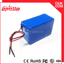 7s3p 24v 9ah li ion rechargeable 18650 battery pack