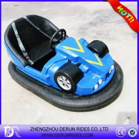 Designer useful bumper car conversion