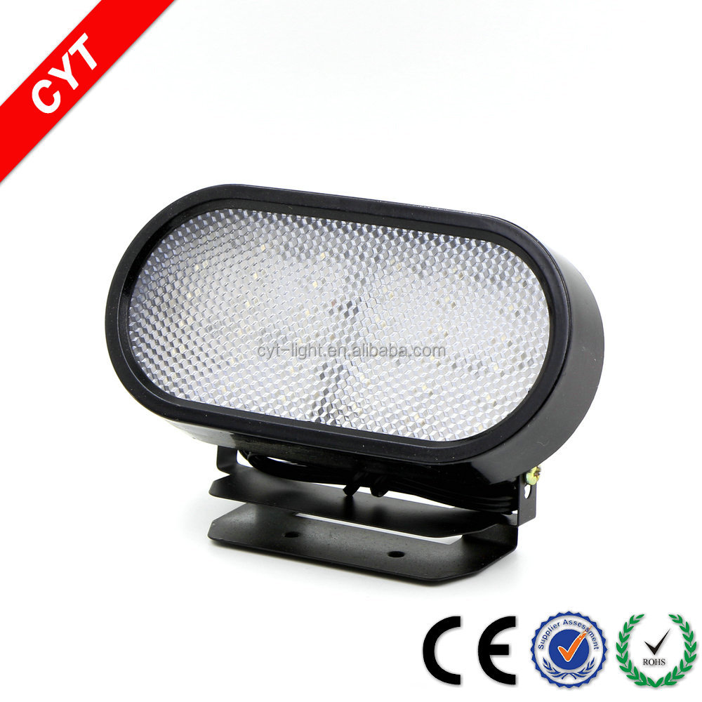 High quality 40W 12/36V IP67 4000LM Auto/Motorcycle DRL LED Daytime running light