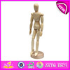 2016 wholesale wooden drawing manikin, cheap wooden drawing manikin W06D041-B