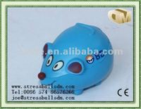 PU anti-stress little cute mouse/rat for toys and promotions