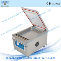 China factory DZ-260 food vacuum sealer food saver vacuum sealer bags cheese package small chamber vacuum machine
