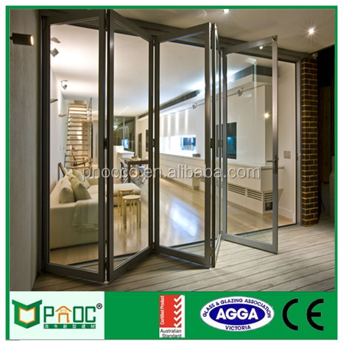 Philippomes Style Aluminum Glass Folding Door by Distributor Wanted PNOC101120LS