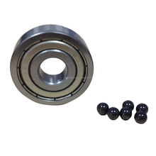 High Performance Quality Deep Groove Bearing 6301 zz