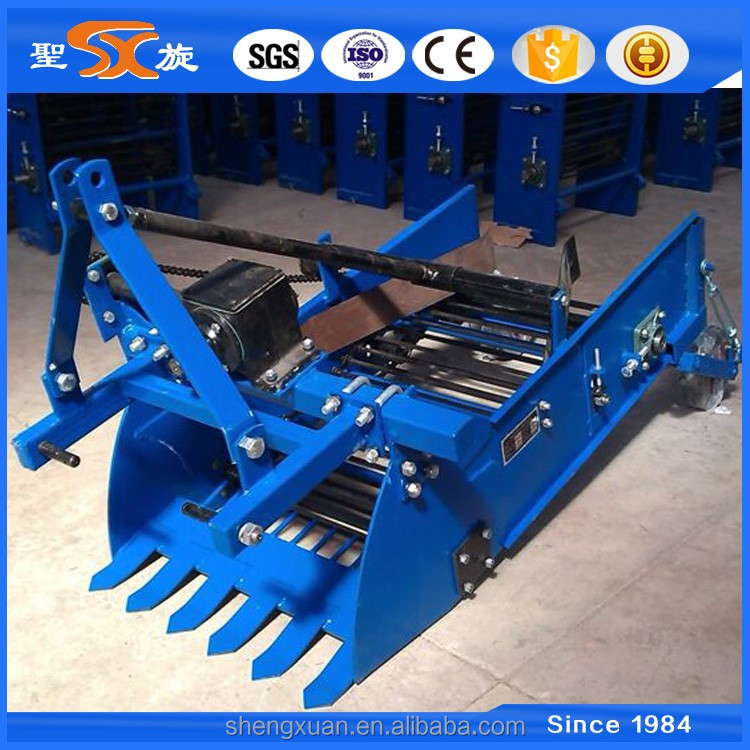2016 best single-row mini harvesters machine for tractor
