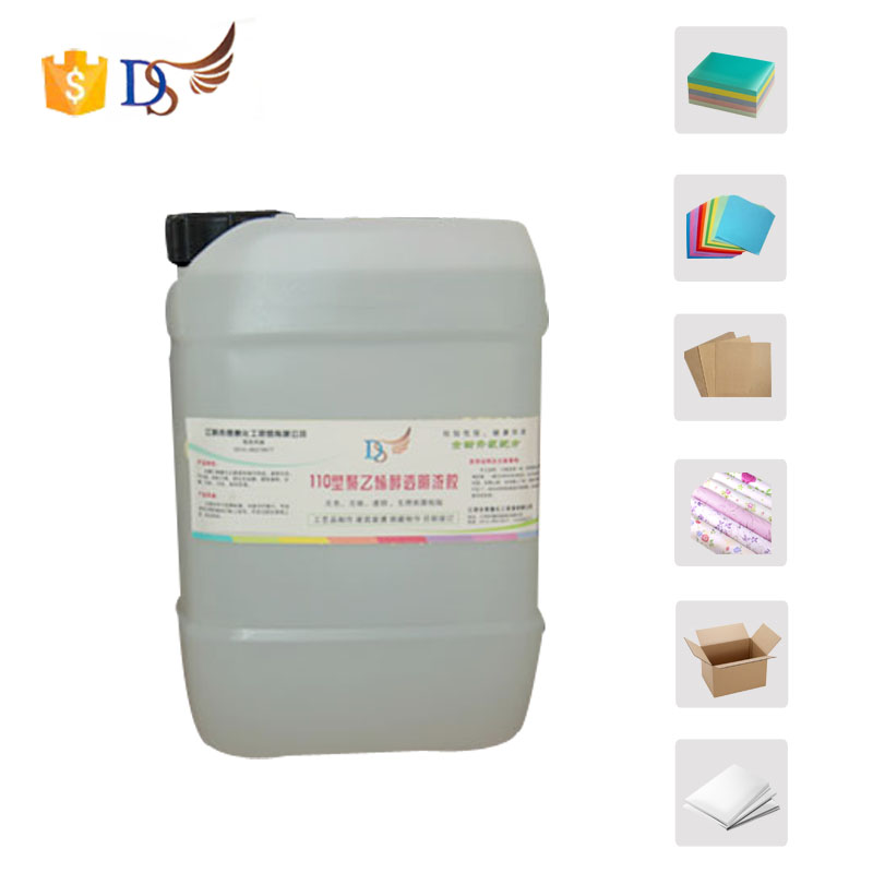 PVA Transparent Thick Glue of 110 Type