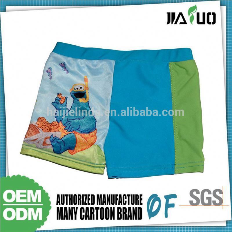 Good Quality Factory Price Boys In Swimming Trunks Model