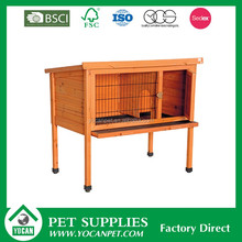 Different kinds of newest style easy clean rabbit cage